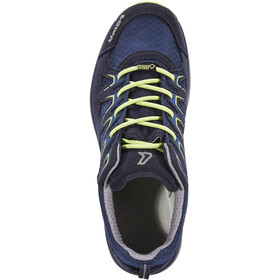 Lowa Innox Evo GTX Low Shoes Damen navy/mint